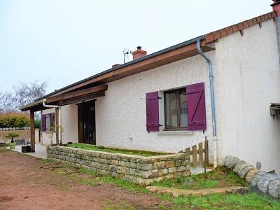 MAISON A VENDRE - BARON - 93,36 m2 - 125000 €