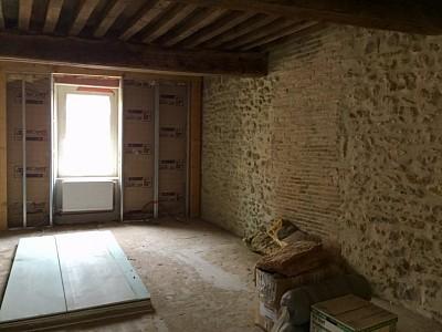 IMMEUBLE A VENDRE - PARAY LE MONIAL - 256,08 m2 - 142000 €