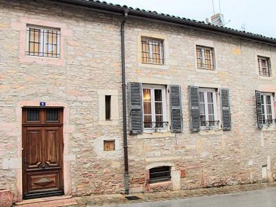 MAISON DE VILLE HAUT STANDING A VENDRE - TOURNUS - 285 m2 - 750000 €