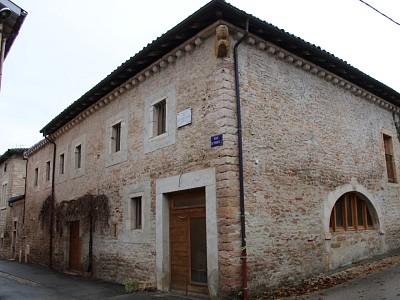 MAISON DE VILLE CENTRE HISTORIQUE TOURNUS A VENDRE - TOURNUS - 250 m2 - 495000 €