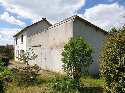MAISON A VENDRE - ST AGNAN - 78,79 m2 - 69000 €