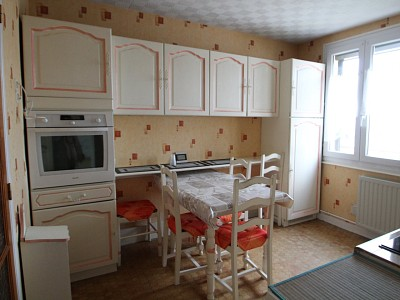 APPARTEMENT T3 A LOUER - DIGOIN - 54,31 m2 - 330 € charges comprises par mois