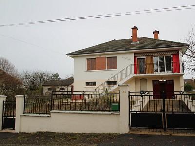 MAISON A LOUER - RULLY - 88 m2 - 750 € charges comprises par mois