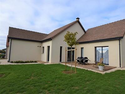 MAISON NEUVE A VENDRE - GIVRY - 102 m2 - 331000 €