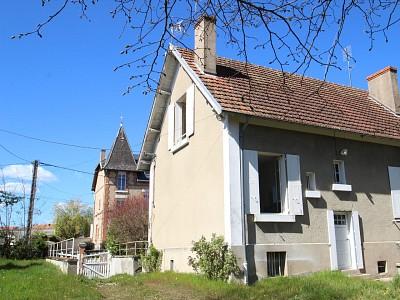 MAISON A VENDRE - BOURBON LANCY - 114,86 m2 - 94000 €