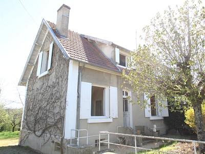 MAISON A VENDRE - BOURBON LANCY - 114,86 m2 - 73000 €