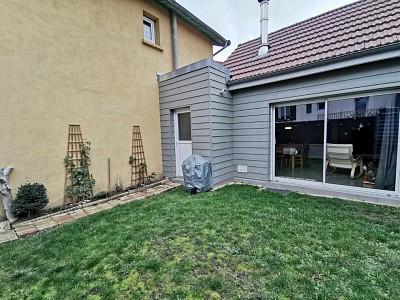 Maison de ville A VENDRE - CHALON SUR SAONE - 78 m2 - 133000 €