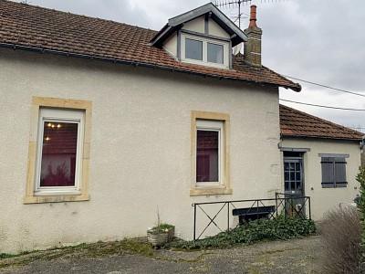 Maison à rénover A VENDRE - NUITS ST GEORGES - 125 m2 - 250000 €