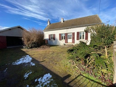 Maison Plein Pied A VENDRE - BLANZY - 74,41 m2 - 56000 €