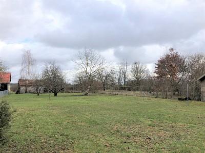 TERRAIN A VENDRE - VIREY LE GRAND - 1352 m2 - 85000 €