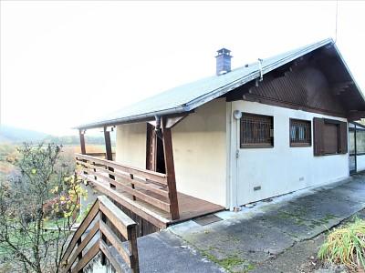 CHALET A VENDRE - CORANCY - 87,35 m2 - 88000 €