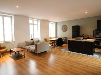 APPARTEMENT T3 A VENDRE - AUTUN - 91,53 m2 - 105000 €