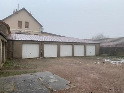 GARAGE - LE CREUSOT - VENDU