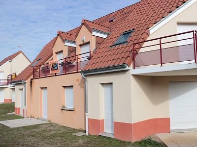 APPARTEMENT T2 A VENDRE - DIGOIN - 33,53 m2 - 45000 €