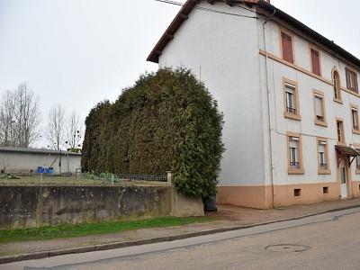 APPARTEMENT T3 - PARAY LE MONIAL - 62 m2 - VENDU