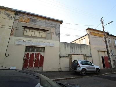 IMMEUBLE MIXTE A VENDRE - AUTUN - 1172 m2 - 149000 €