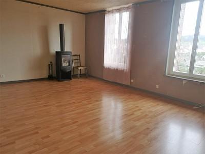 APPARTEMENT T5 A VENDRE - GUEUGNON - 135 m2 - 67000 €
