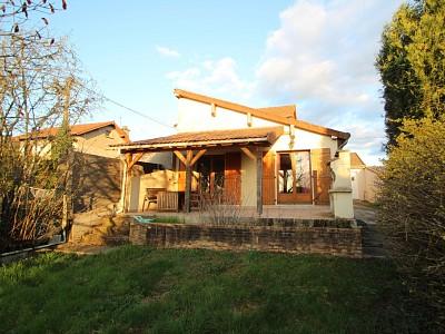 MAISON A VENDRE - AUTUN - 110 m2 - 146000 €