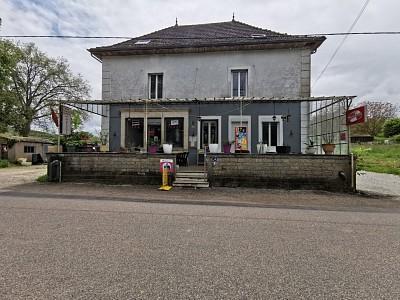 FONDS DE COMMERCE A CEDER - BAR - BRASSERIE - TABAC - CHEILLY LES MARANGES - 93000 €