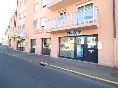 LOCAL COMMERCIAL A LOUER - PARAY LE MONIAL - 45 m2 - 1500 € HC par mois
