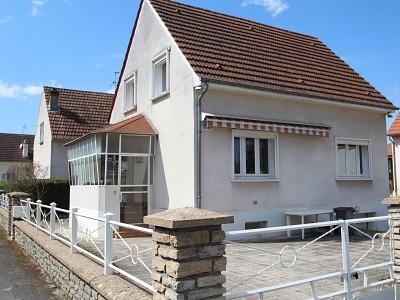 MAISON A LOUER - BEAUNE - 85,44 m2 - 900 € charges comprises par mois