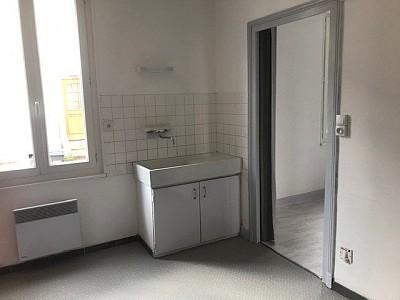 APPARTEMENT T2 A LOUER - AUTUN - 50 m2 - 385 € charges comprises par mois