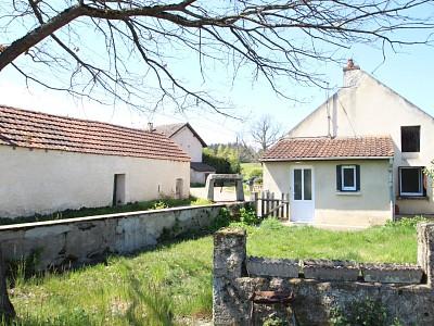 Maison Mitoyenne A VENDRE - MONTCEAU LES MINES - 46,66 m2 - 56000 €