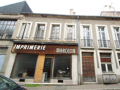 IMMEUBLE A VENDRE - AUTUN - 304,01 m2 - 152000 €