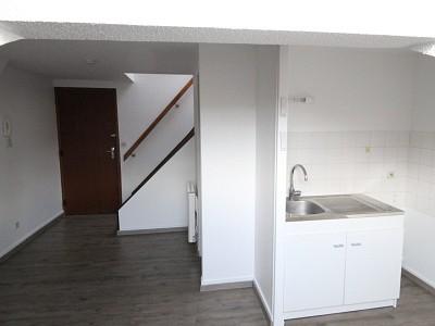 APPARTEMENT T2 A LOUER - LOUHANS - 21,59 m2 - 260 € charges comprises par mois