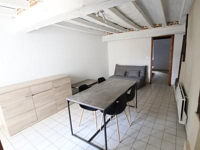 APPARTEMENT T2 A LOUER - LOUHANS - 37 m2 - 435 € charges comprises par mois