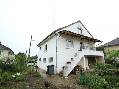 MAISON A VENDRE - CHALON SUR SAONE - 124,67 m2 - 119900 €