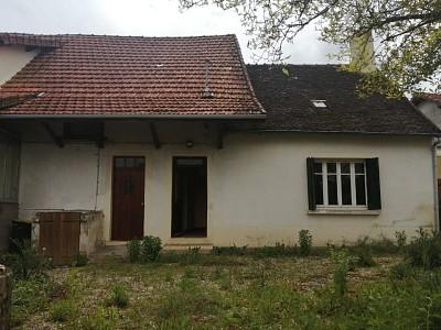 maison VERJUX GERGY VERDUN SUR LE DOUBS A VENDRE - VERJUX - 51 m2 - 69000 €