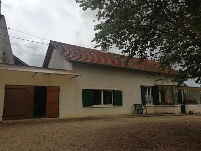 maison VERJUX GERGY VERDUN SUR LE DOUBS A VENDRE - VERJUX - 84 m2 - 122000 €