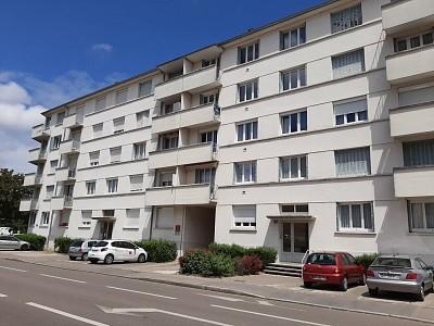 APPARTEMENT T3 A LOUER - CHALON SUR SAONE - 64,28 m2 - 600 € charges comprises par mois
