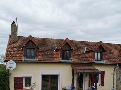 Maison 3 chambres A VENDRE - MESVRES Lieu dit le petit Creusot - 126,82 m2 - 109900 €