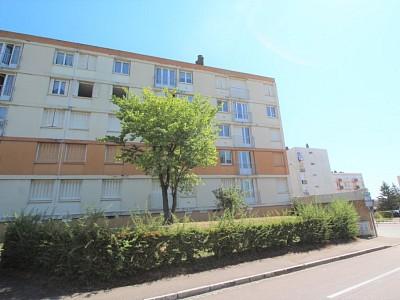 APPARTEMENT T3 A LOUER - CHALON SUR SAONE - 53 m2 - 571 € charges comprises par mois