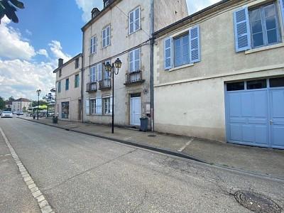 immeuble 7 appartements A VENDRE - CHAROLLES - 358,12 m2 - 285000 €
