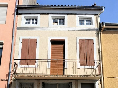 IMMEUBLE A VENDRE - VERDUN SUR LE DOUBS - 140 m2 - 89500 €
