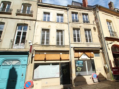 IMMEUBLE DE RAPPORT A VENDRE - AUTUN - 328 m2 - 172000 €