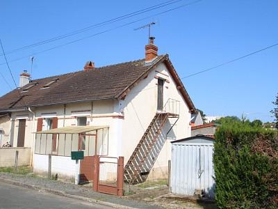 MAISON A VENDRE - BOURBON LANCY - 44 m2 - 67000 €