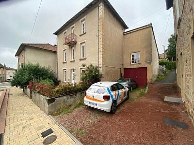 MAISON DE VILLE A VENDRE - CUINZIER - 182,82 m2 - 147000 €