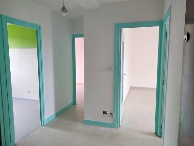 APPARTEMENT T3 A VENDRE - CHALON SUR SAONE - 59,35 m2 - 64400 €