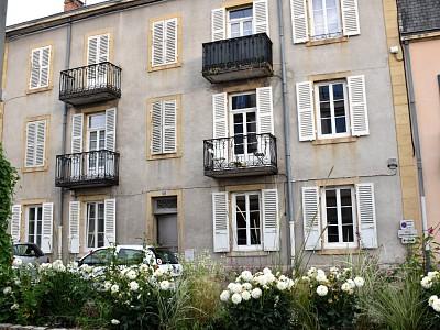 APPARTEMENT T2 A VENDRE - PARAY LE MONIAL - 51,92 m2 - 66000 €