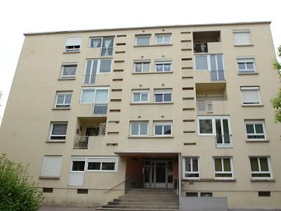 APPARTEMENT T4 A VENDRE - CHALON SUR SAONE - 67,89 m2 - 85000 €