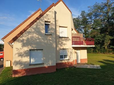 APPARTEMENT T3 A VENDRE - DIGOIN - 55,35 m2 - 78000 €