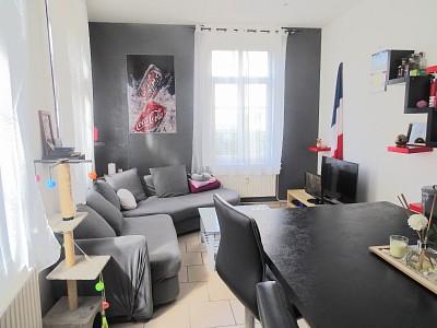 APPARTEMENT T3 A VENDRE - AUXONNE - 69,23 m2 - 99500 €