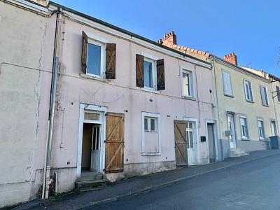IMMEUBLE DE RAPPORT A VENDRE - LE CREUSOT - 150 m2 - 85000 €