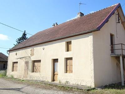 MAISON A VENDRE - POURLANS - 114,25 m2 - 50000 €