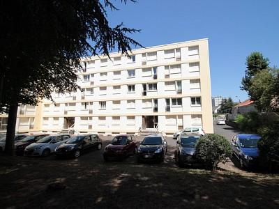 APPARTEMENT T3 A VENDRE - VICHY - 55,63 m2 - 45000 €