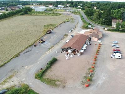 LOCAL COMMERCIAL A VENDRE - MONTCHANIN - 800 m2 - 1050000 €